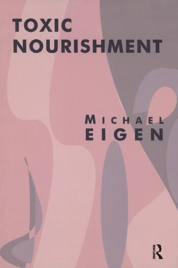 Toxic Nourishment book cover
