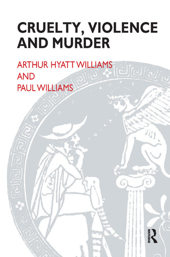 Cruelty, Violence and Murder book cover