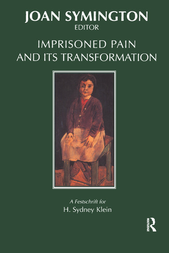 Imprisoned Pain and Its Transformation book cover