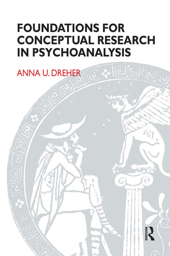 Foundations for Conceptual Research in Psychoanalysis book cover