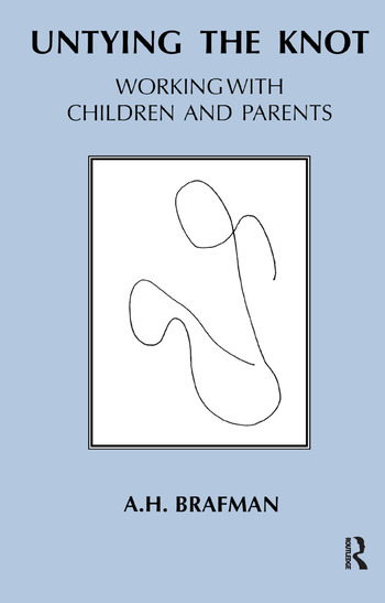 Untying the Knot Working with Children and Parents book cover