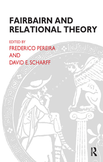 Fairbairn and Relational Theory book cover