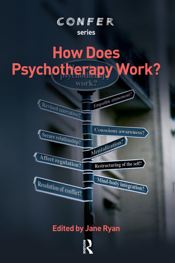 How Does Psychotherapy Work? book cover