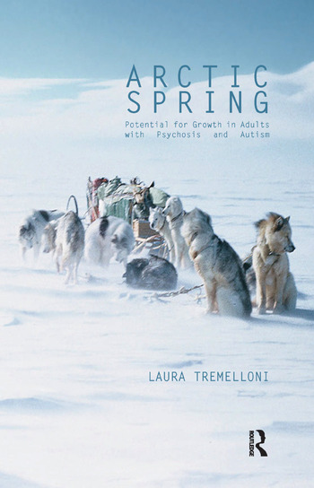 Arctic Spring Potential for Growth in Adults with Psychosis and Autism book cover