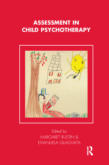 Assessment in Child Psychotherapy book cover