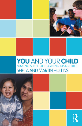 You and Your Child Making Sense of Learning Disabilities book cover