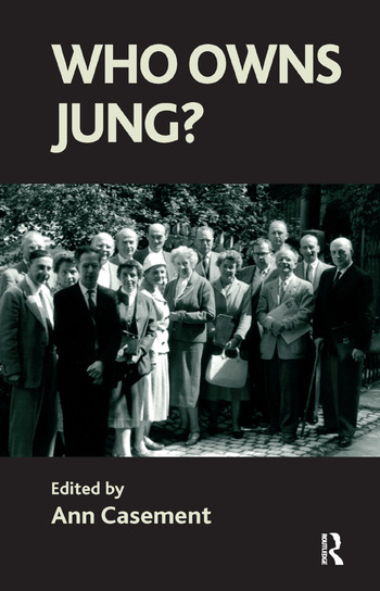 Who Owns Jung? book cover