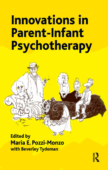 Innovations in Parent-Infant Psychotherapy book cover