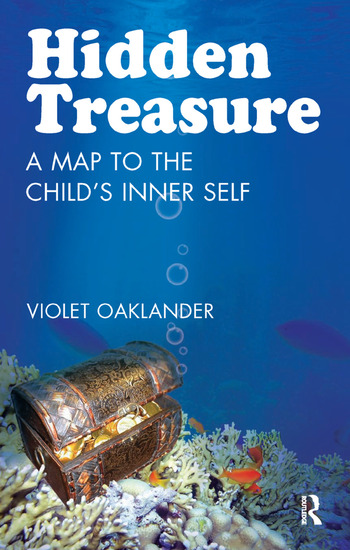 Hidden Treasure A Map to the Child's Inner Self book cover