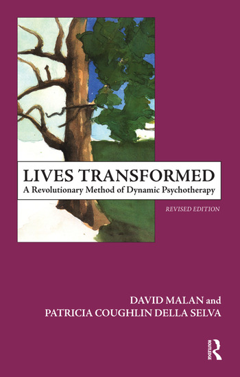 Lives Transformed A Revolutionary Method of Dynamic Psychotherapy book cover