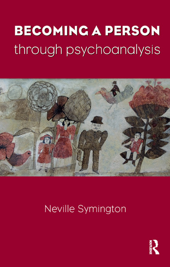 Becoming a Person Through Psychoanalysis book cover