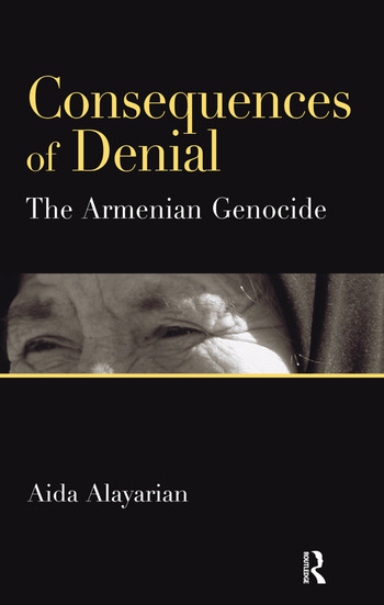Consequences of Denial The Armenian Genocide book cover