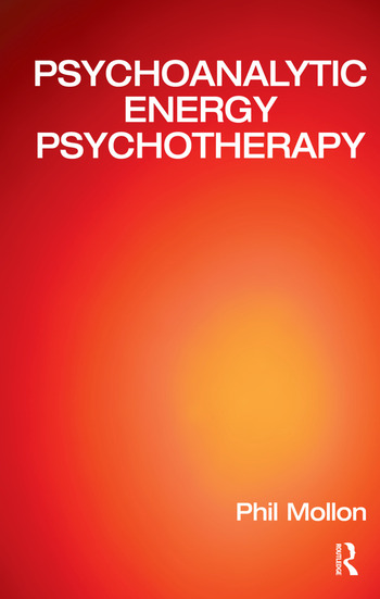 Psychoanalytic Energy Psychotherapy book cover