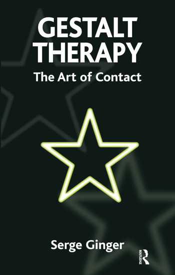 Gestalt Therapy The Art of Contact book cover