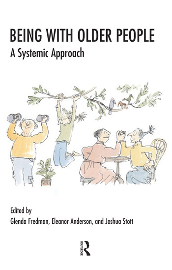 Being with Older People A Systemic Approach book cover