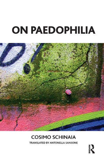 On Paedophilia book cover
