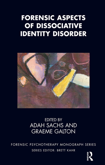 Forensic Aspects of Dissociative Identity Disorder book cover