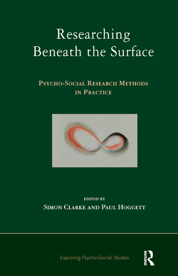 Researching Beneath the Surface Psycho-Social Research Methods in Practice book cover