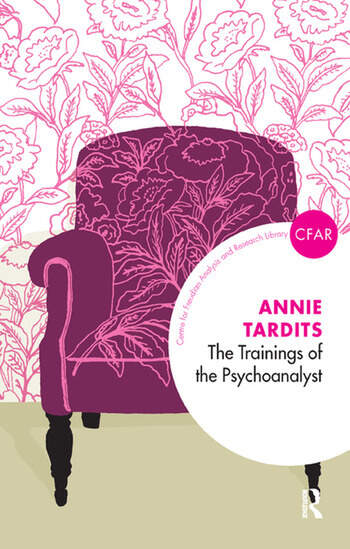 The Trainings of the Psychoanalyst book cover