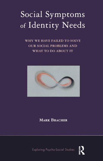 Social Symptoms of Identity Needs Why We Have Failed to Solve Our Social Problems and What to do About It book cover