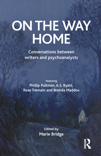 On the Way Home Conversations Between Writers and Psychoanalysts book cover