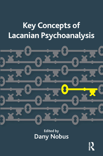 Key Concepts of Lacanian Psychoanalysis book cover