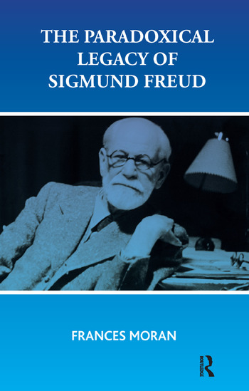 The Paradoxical Legacy of Sigmund Freud book cover