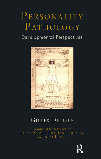 Personality Pathology Developmental Perspectives book cover