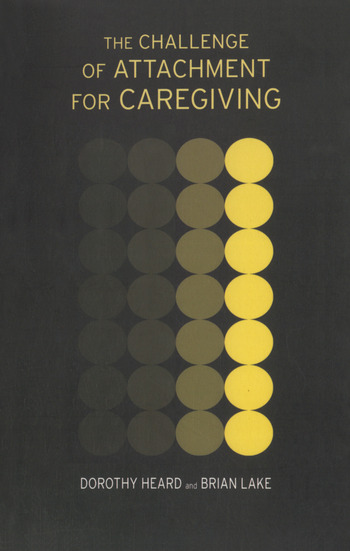 The Challenge of Attachment for Caregiving book cover