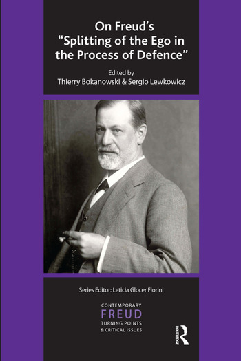 On Freud's Splitting of the Ego in the Process of Defence book cover