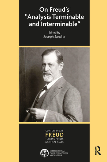 On Freud's Analysis Terminable and Interminable book cover