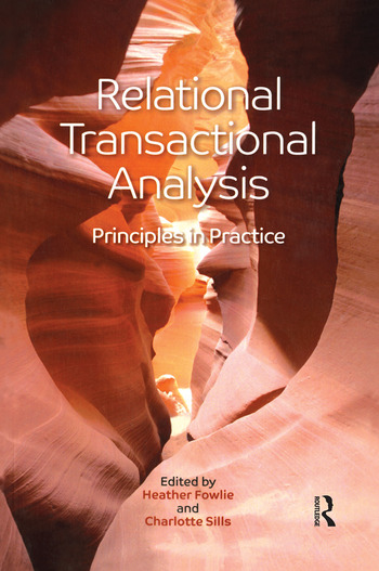 Relational Transactional Analysis Principles in Practice book cover