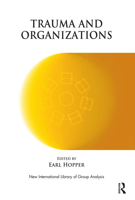 Trauma and Organizations book cover