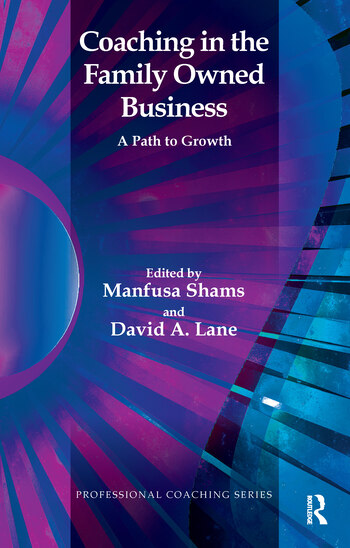 Coaching in the Family Owned Business A Path to Growth book cover