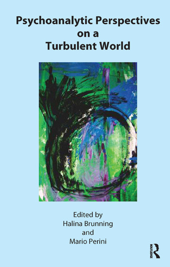 Psychoanalytic Perspectives on a Turbulent World book cover