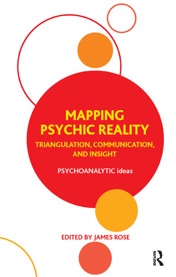 Mapping Psychic Reality Triangulation, Communication, and Insight book cover