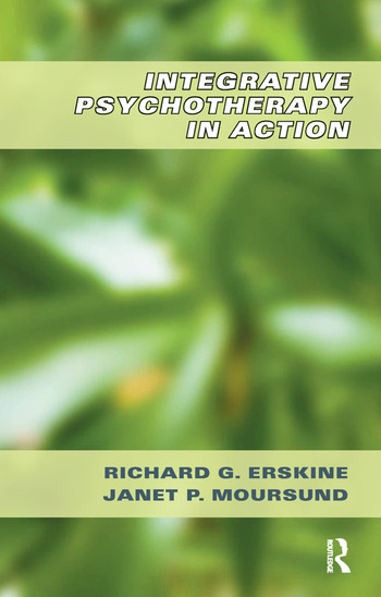 Integrative Psychotherapy in Action book cover