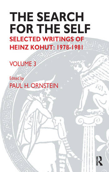 The Search for the Self Selected Writings of Heinz Kohut 1978-1981 book cover