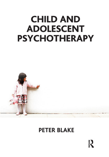 Child and Adolescent Psychotherapy book cover