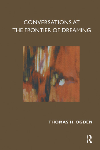 Conversations at the Frontier of Dreaming book cover
