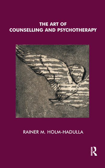The Art of Counselling and Psychotherapy book cover
