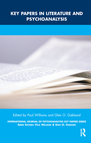 Key Papers in Literature and Psychoanalysis book cover