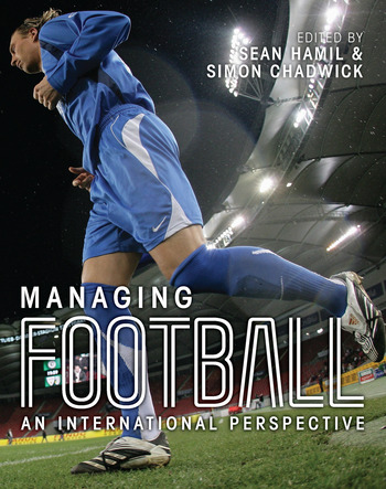 Managing Football book cover