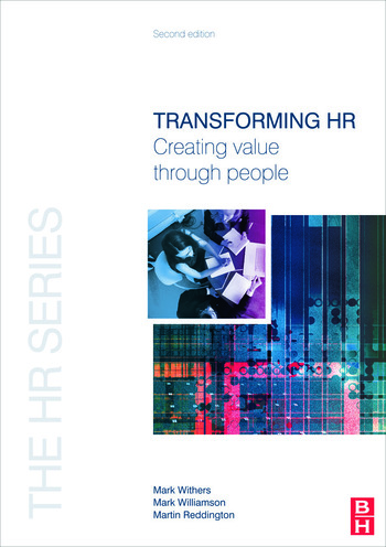 Transforming HR book cover