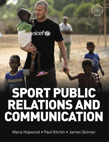 Sport Public Relations and Communication book cover