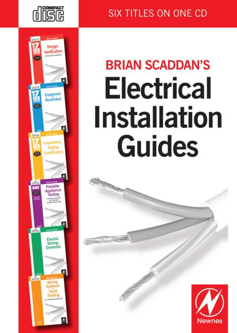 Brian Scaddan's Electrical Installation Guides CD book cover