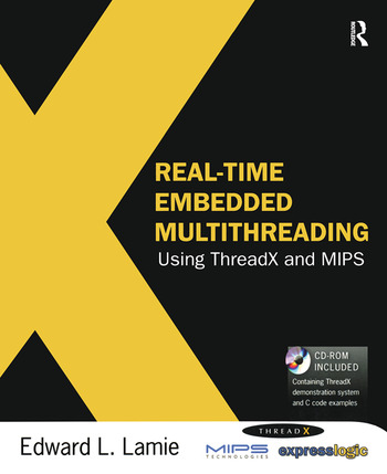 Real-Time Embedded Multithreading Using ThreadX and MIPS book cover