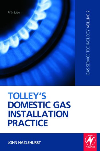 Tolley's Domestic Gas Installation Practice book cover