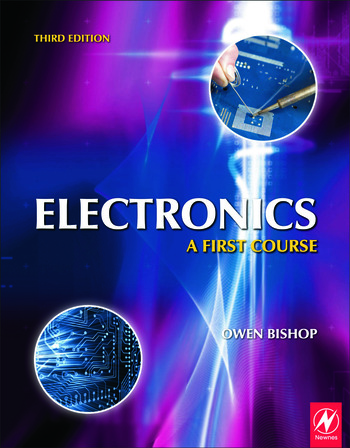 Electronics: A First Course, 3rd ed A First Course book cover