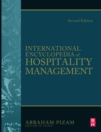 International Encyclopedia of Hospitality Management book cover